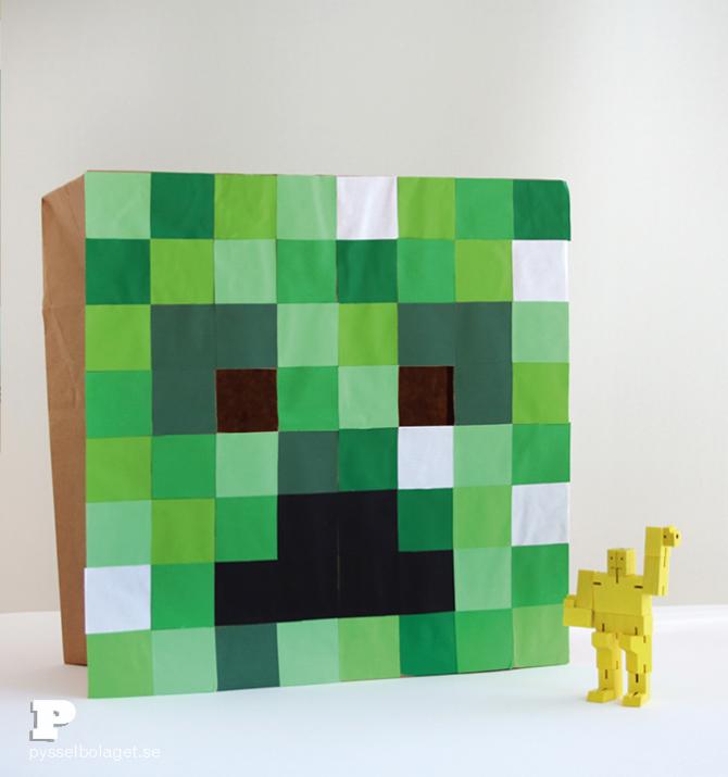 Minecraft mask3