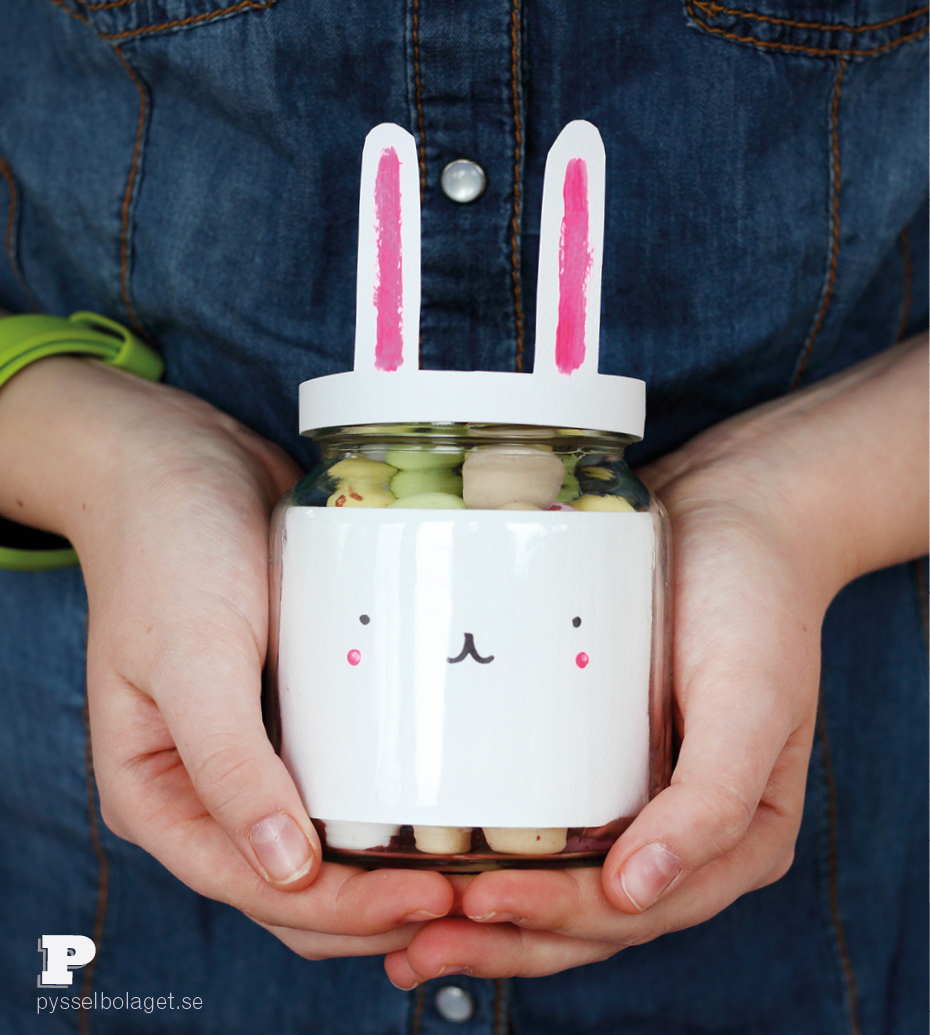 Candy JArs for Easter6