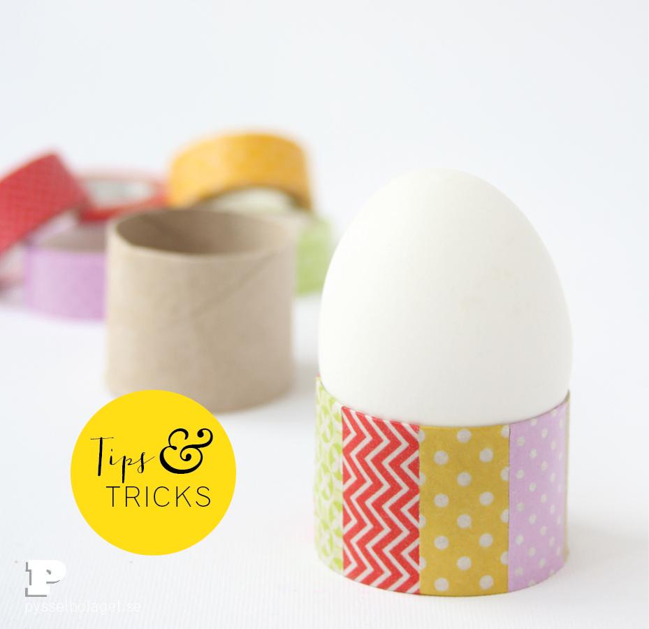 TP roll egg holder