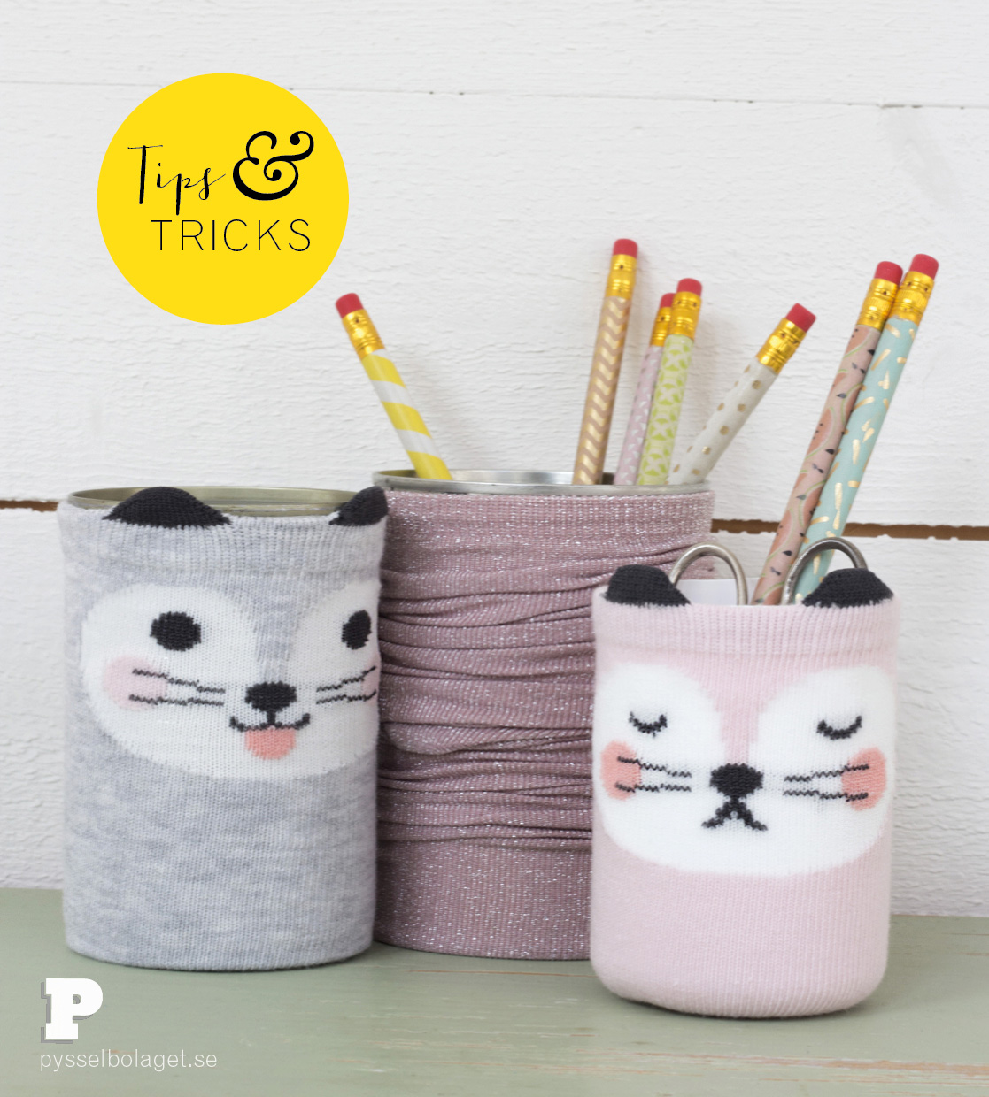 Easy Back to school crafts
