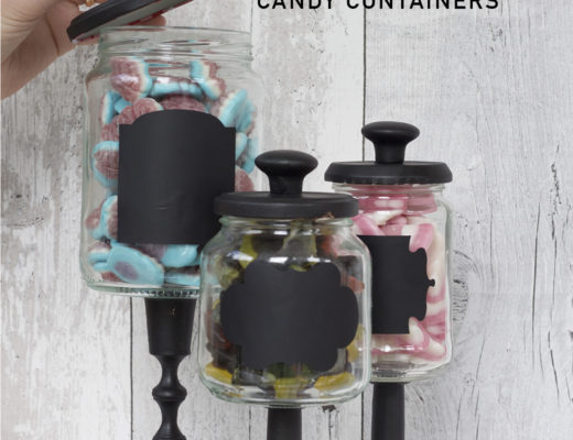 Halloween Candy Containers by Pysselbolaget