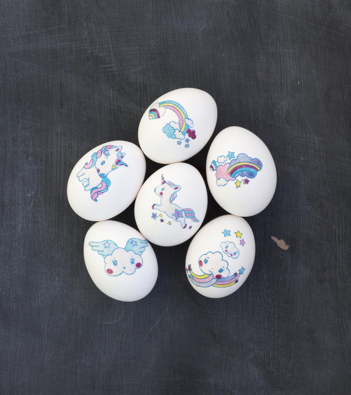 Tatuerade ägg | Pysselbolaget