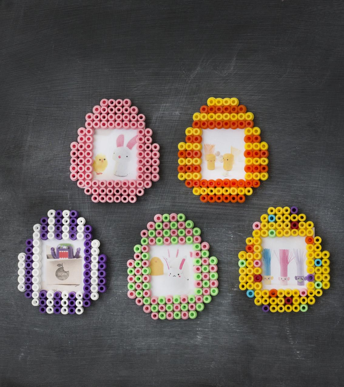 Pärlade ägg | Pysselbolaget
