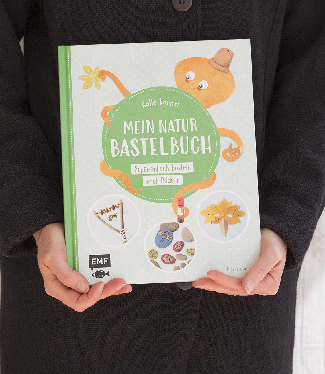 Mein Natur Bastelbuch | Pysselbolaget