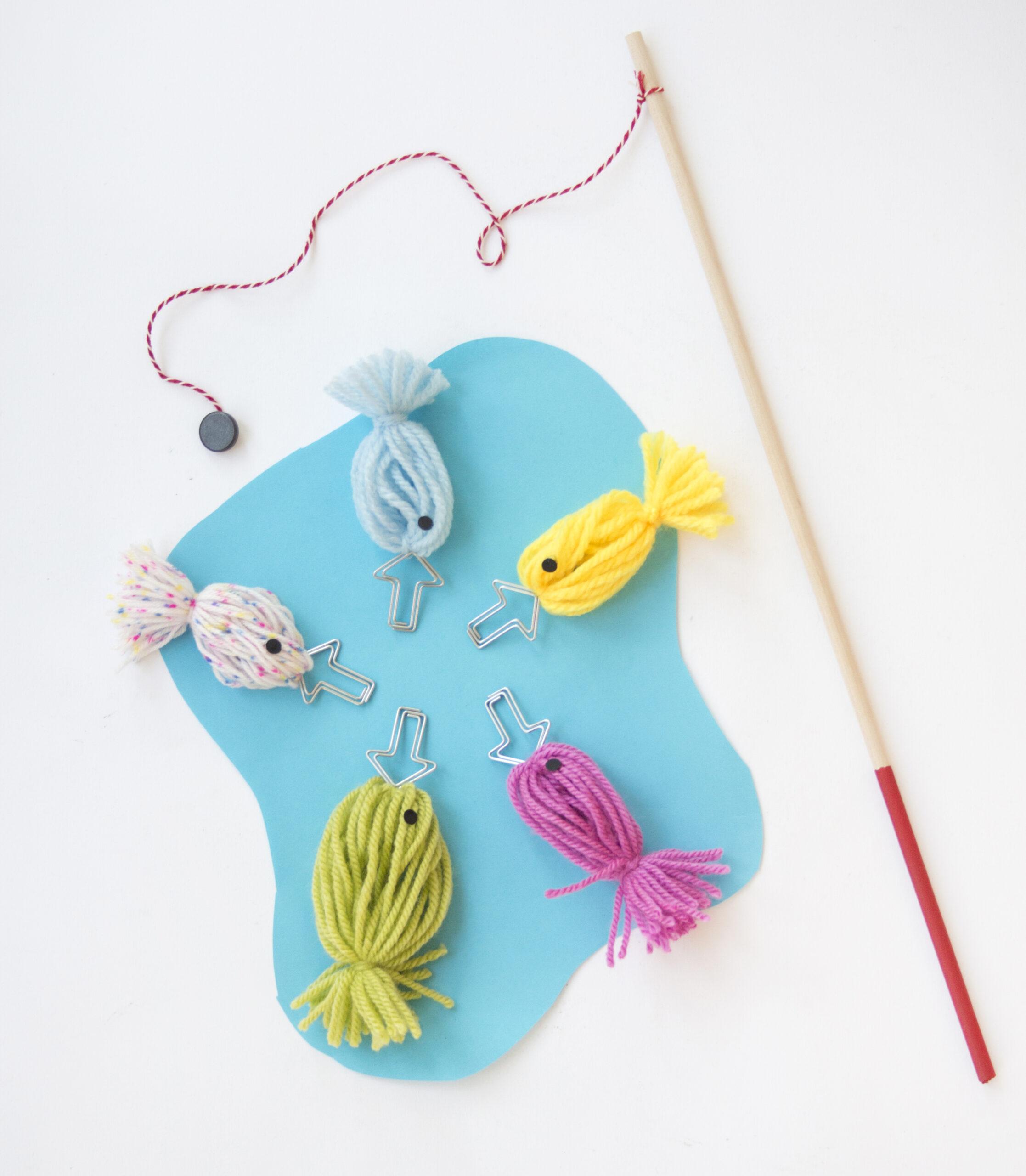 Fiskespel | Pysselbolaget