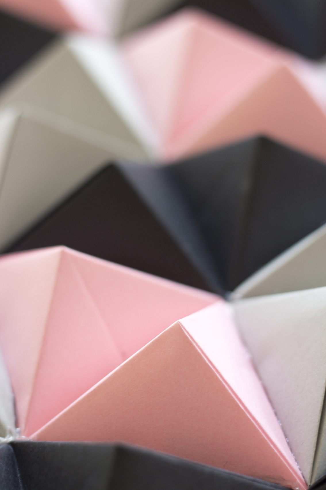 Origami Wall Art   Pysselbolaget