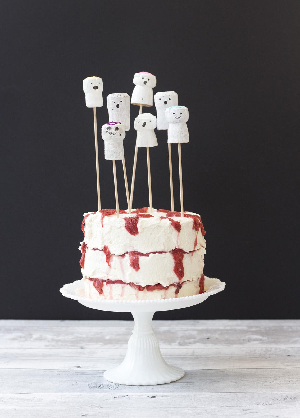 Spöken till tårtan | Pysselbolaget