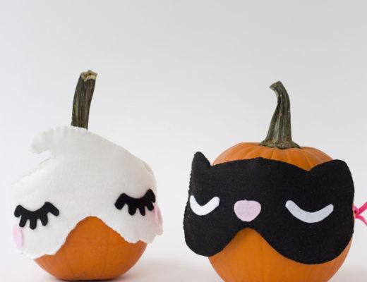 Halloween Sleeping Masks   Pysselbolaget
