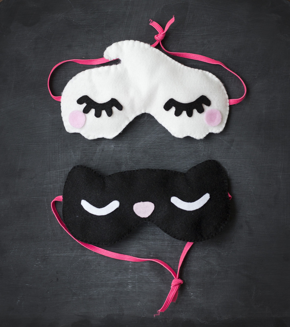 Halloween Sleeping Masks | Pysselbolaget