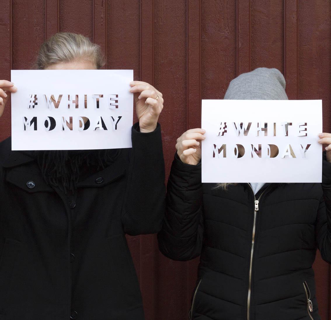 #whitemonday   Pysselbolaget