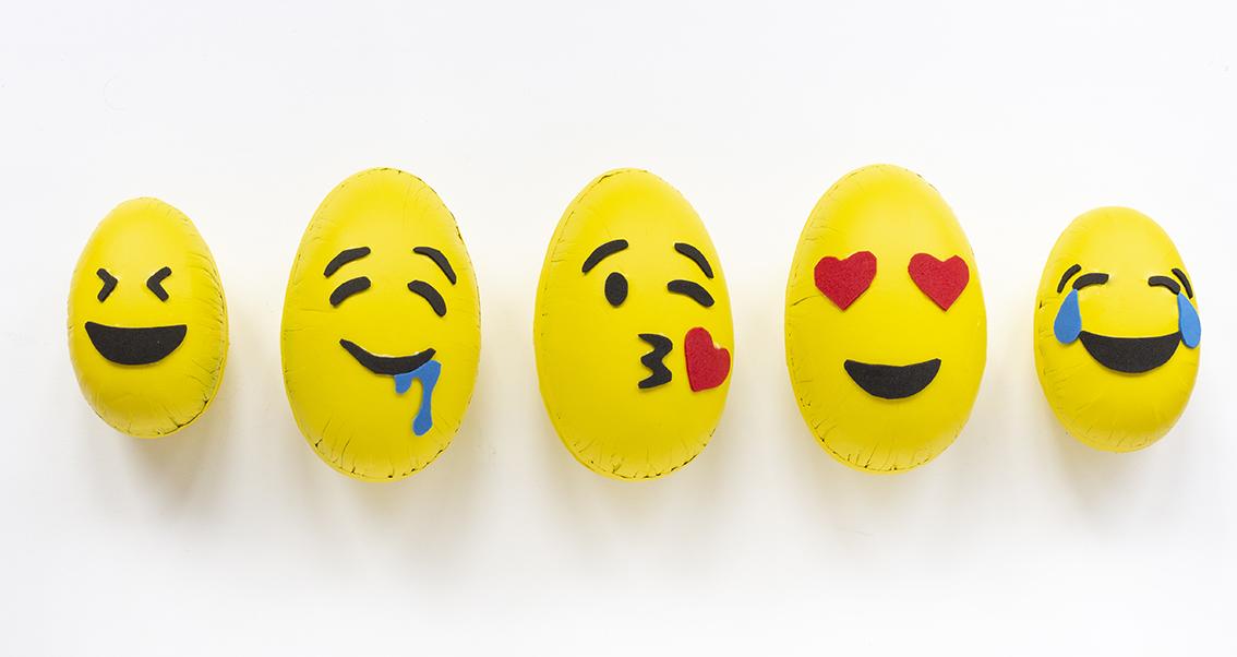 Emojiägg | Pysselbolaget