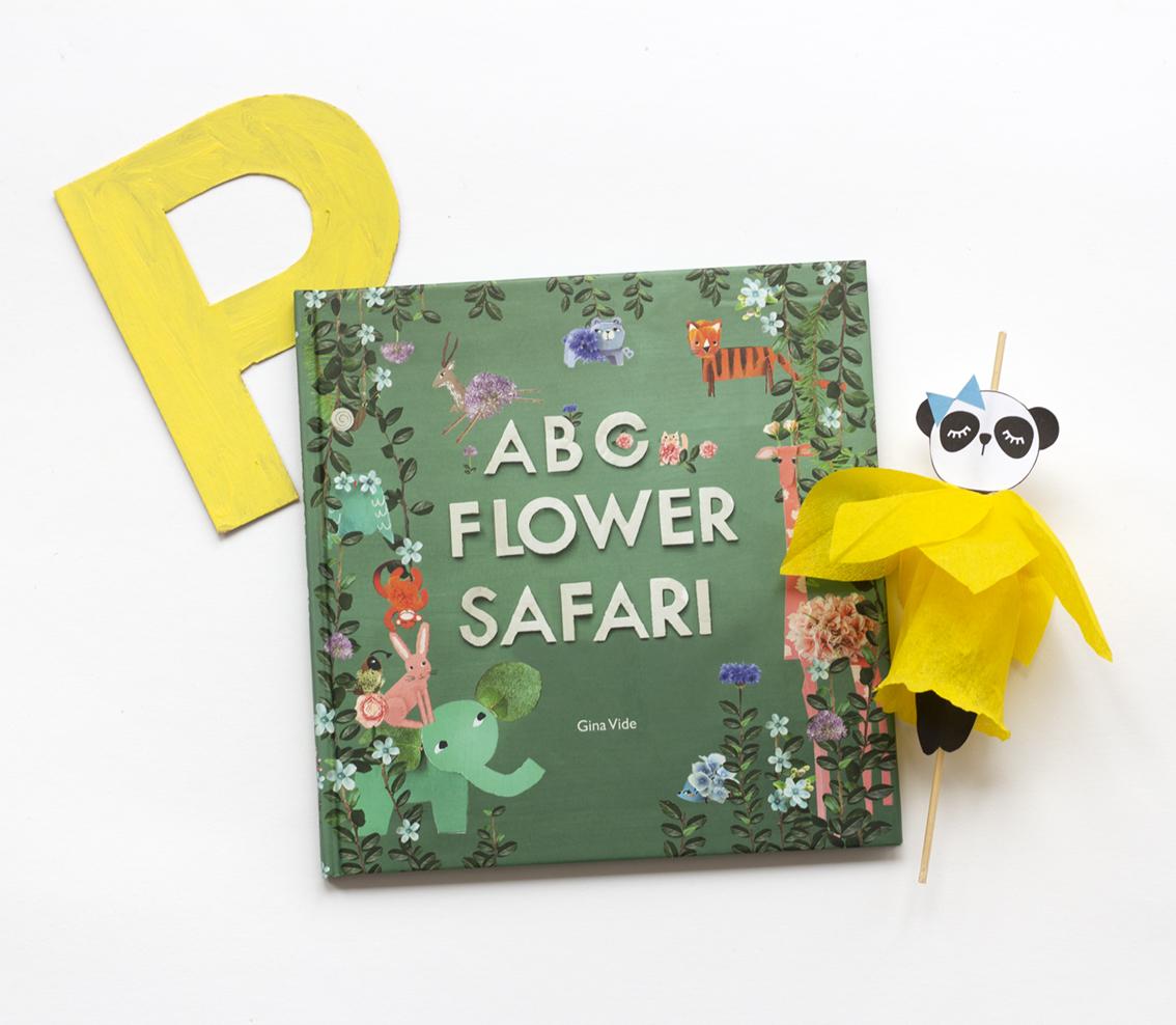 Flower Safari | Pysselbolaget