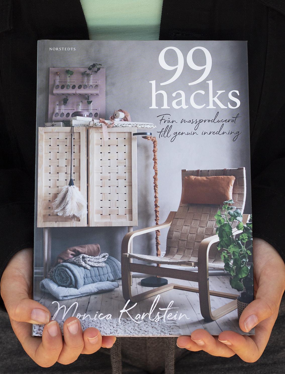 99 hacks av Monica Karlstein