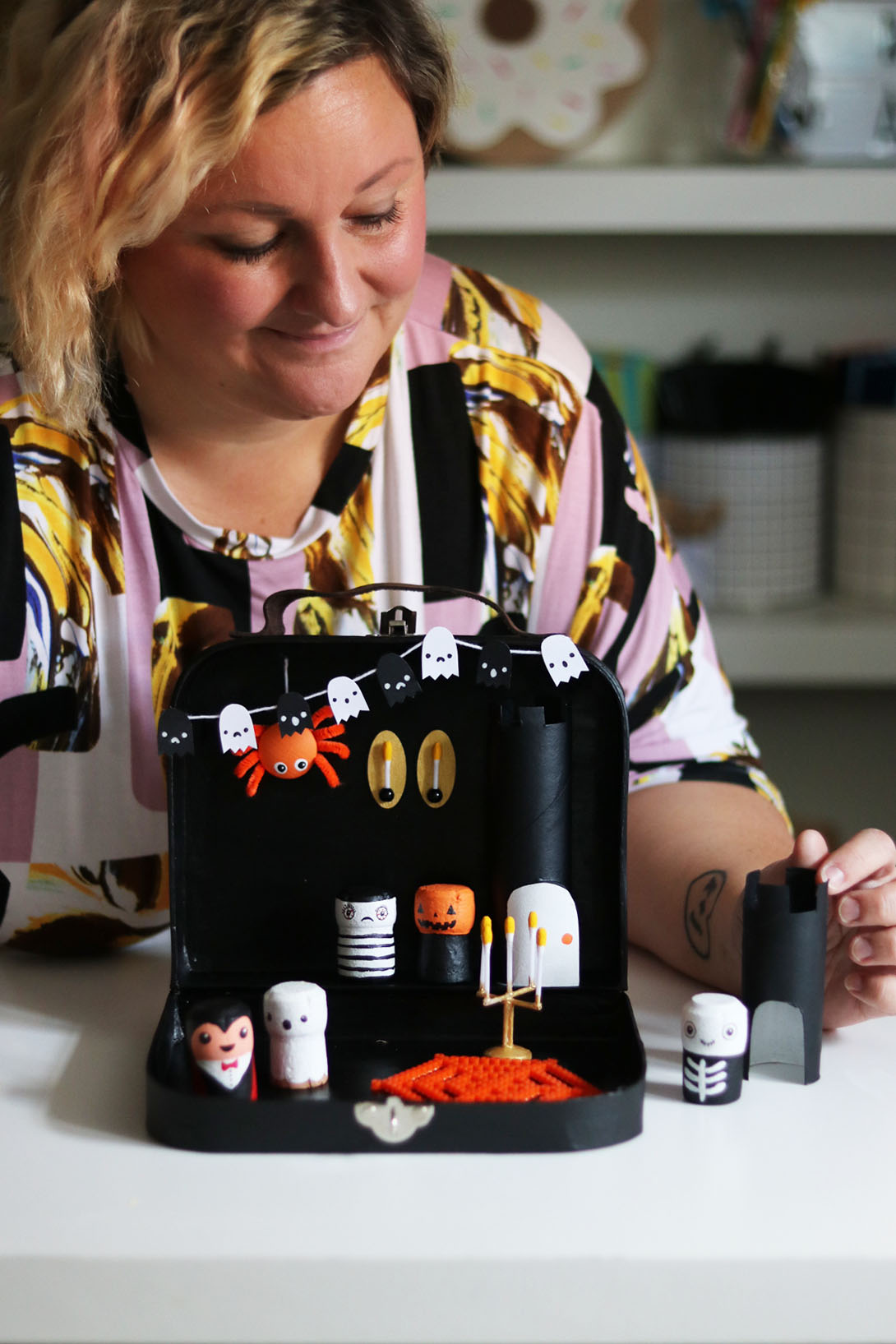 Kreativa Karin gästar | Pysselbolaget