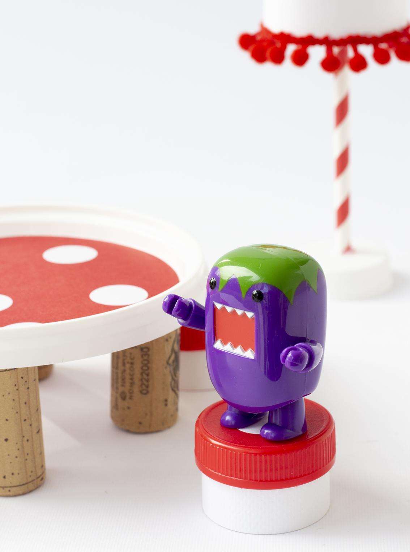 Möbler av plastlock | Pysselbolaget