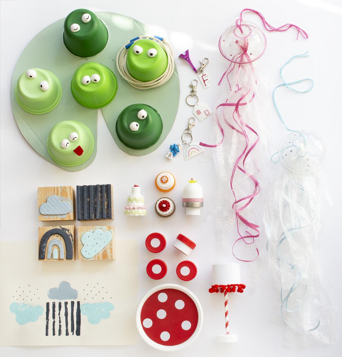 Samling plast | Pysselbolaget