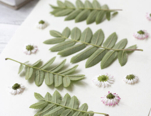 Pressa blommor | Pysselbolaget
