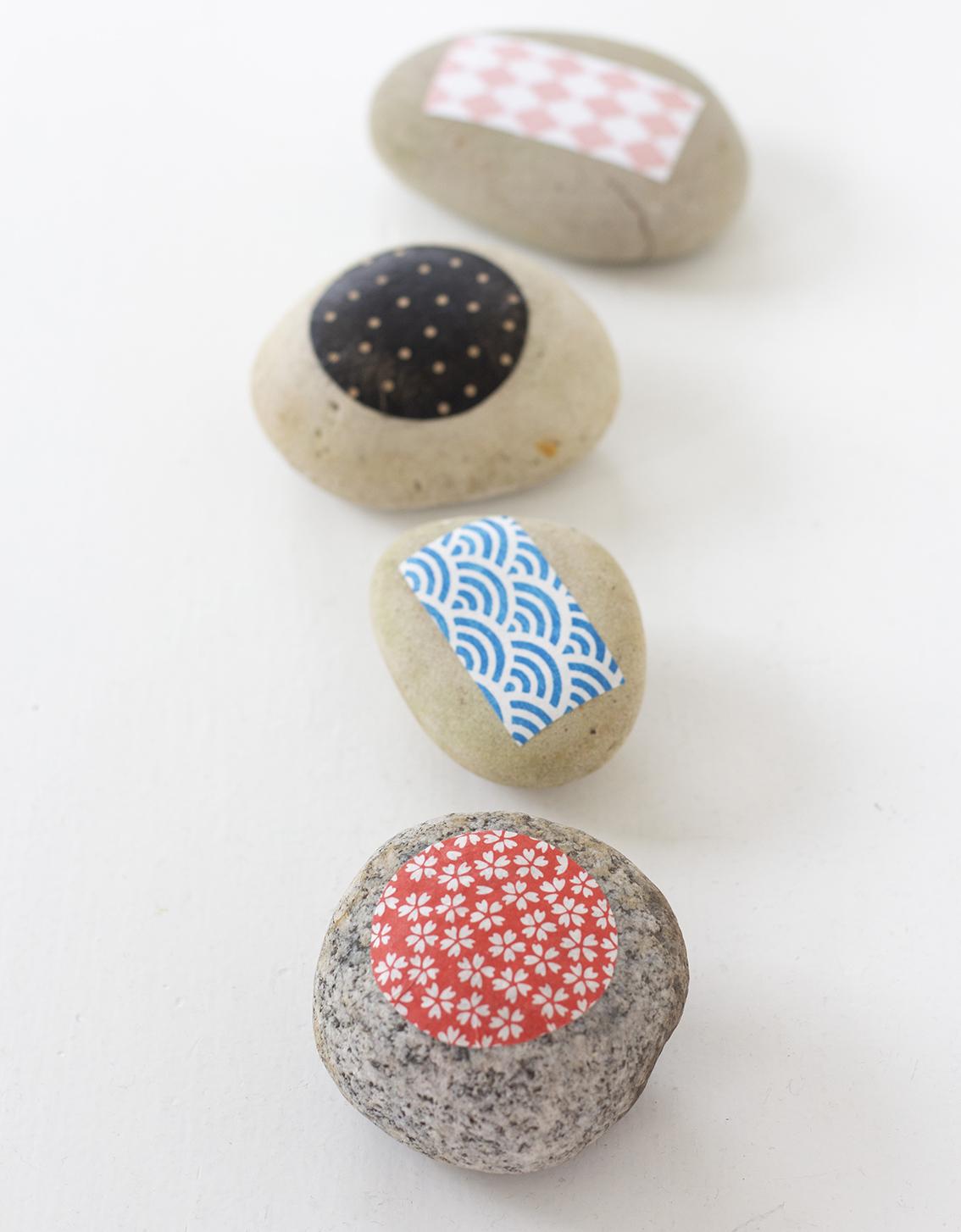 Dekorera stenar | Pysselbolaget