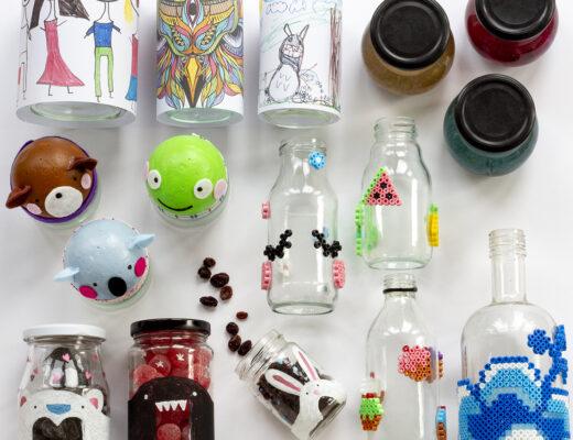 Samling glas | Pysselbolaget